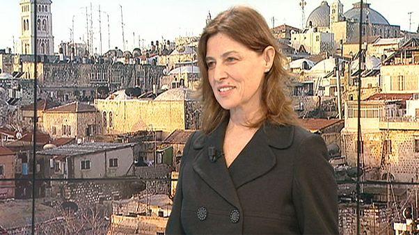 """Aliza Bin-Noun: """"Kein Jude sollte nach Israel gehen, weil er Angst hat."""""""
