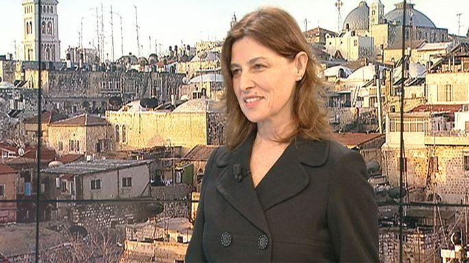 """Aliza Bin-Noun : """"La peur ne devrait pas être une raison pour aller vivre en Israël"""""""