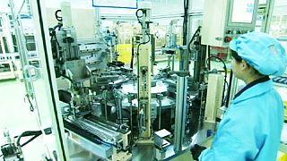 Lassult a kínai feldolgozóipari termelés