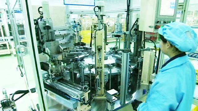 Çin'de sanayi üretimi geriliyor