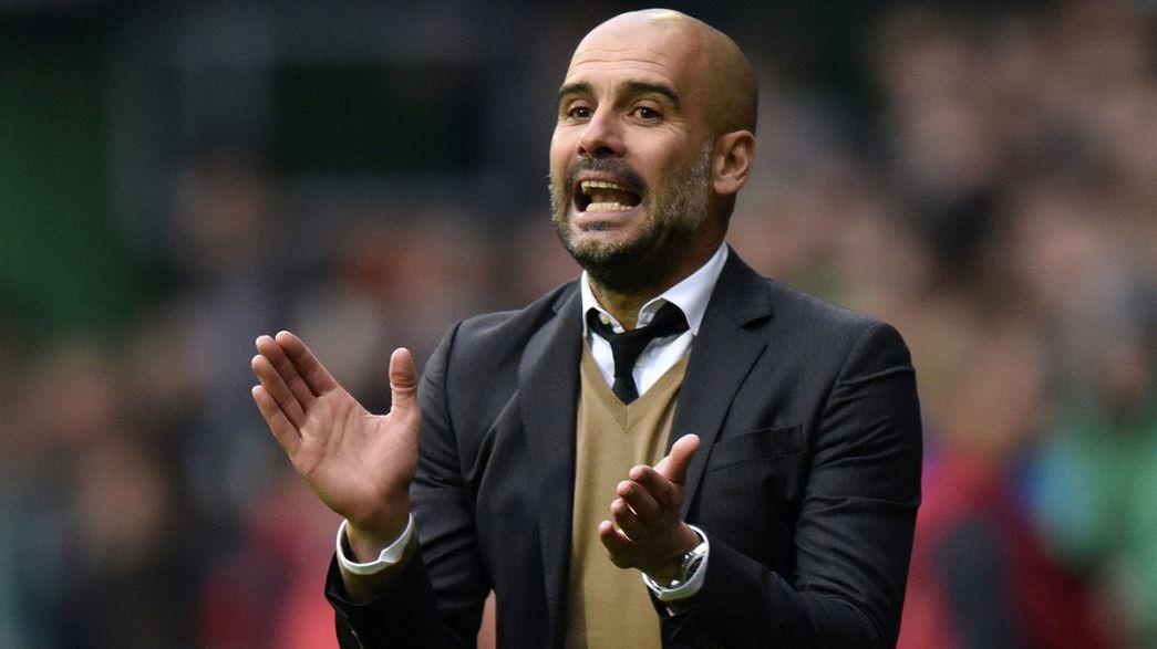 Guardiola assina por 3 anos com o Manchester City