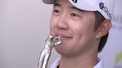 Song beats Spieth to Singapore Open title