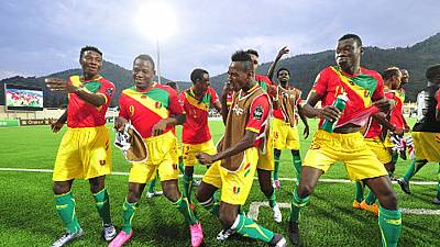CHAN: DR Congo, Guinea, Ivory Coast and Mali through to semi-finals
