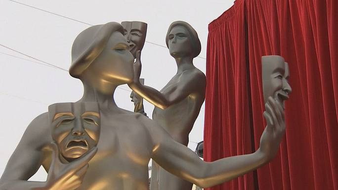 Diversity dominates SAG awards as Oscar row rumbles on