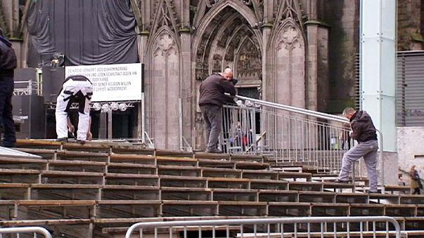 Köln'de karnaval öncesi güvenlik alarmı