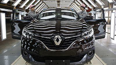 Renault apre la sua prima fabbrica in Cina e punta al 3% del mercato