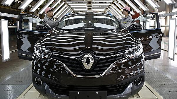 Late to the party but confident, Renault opens its first China assembly plant