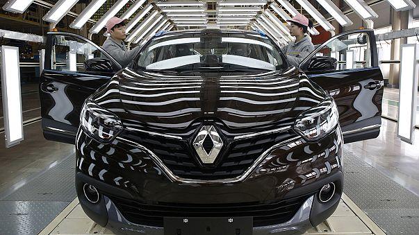Renault, Çin'de ilk fabrikasını açtı