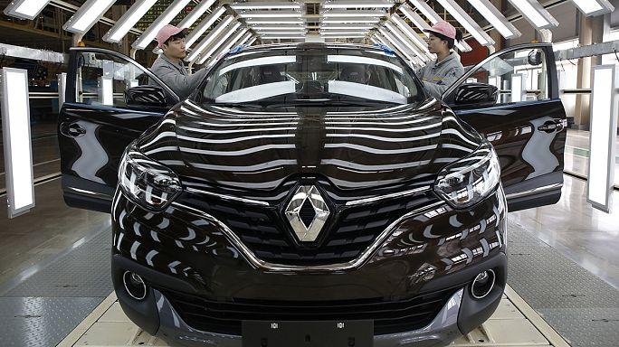 Renault se lance à la conquête de la Chine