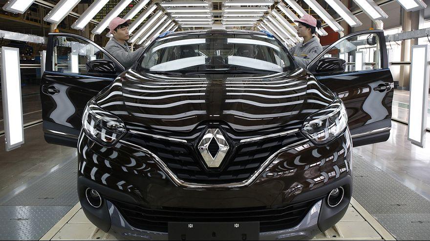 Renault открывает свой первый завод в Китае