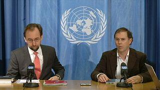 سازمان ملل: ترکیه در مورد تیراندازی به غیرنظامیان تحقیق کند