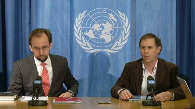 Fegyvertelen civilek megtámadását vizsgálja az ENSZ