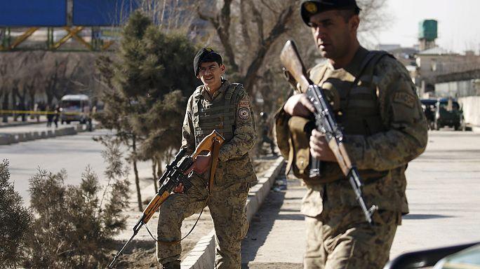 Кабул: 20 погибших от рук смертника, стоявшего в очереди в полицейский участок