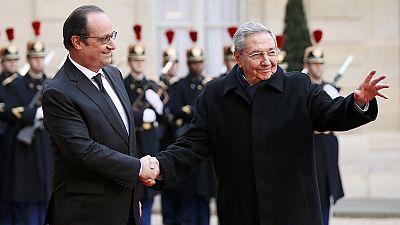 Cuba, el nuevo mercado de Europa
