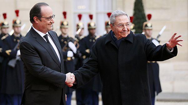 Cuba: Europe's new market