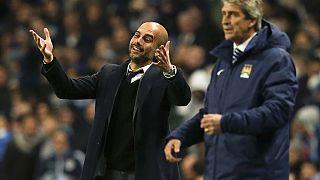 Pep Guardiola prend la tête de Manchester City