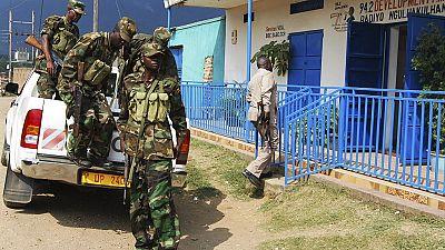 Uganda arrests army general weeks before elections