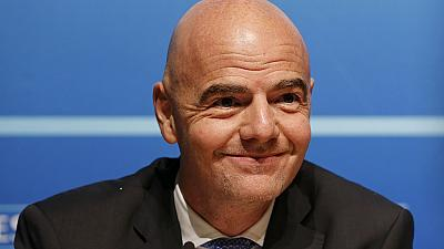 It's now or never for FIFA to reform - Infantino