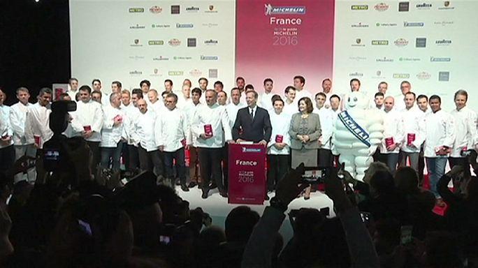 Michelin Töreni dünyaca ünlü şef Benoit Violier için anma törenine dönüştü