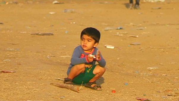 Menekültek: az eltűnt gyerekek bűnbandák könnyű célpontjai