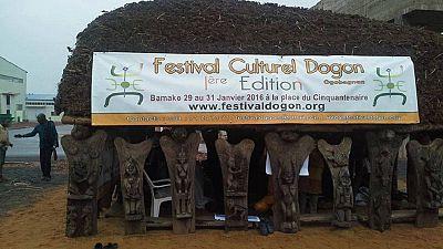 Le premier festival Dogon s'est tenu à Bamako