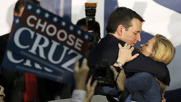Ted Cruz vence a Trump en el 'caucus' republicano de Iowa