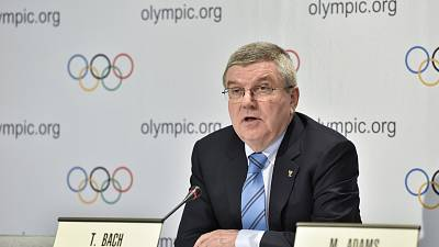 IOC president confident of athletes' safety in Brazil