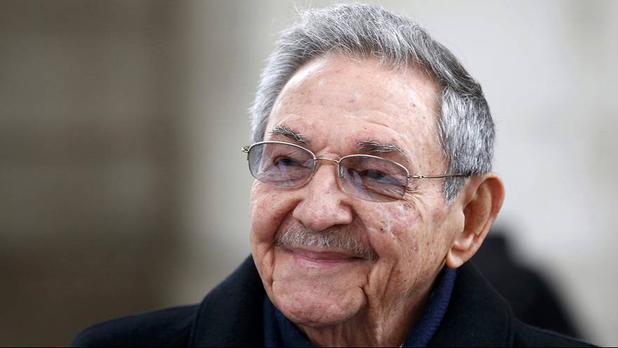 Diplomatic triumph? Castro's historic visit to France