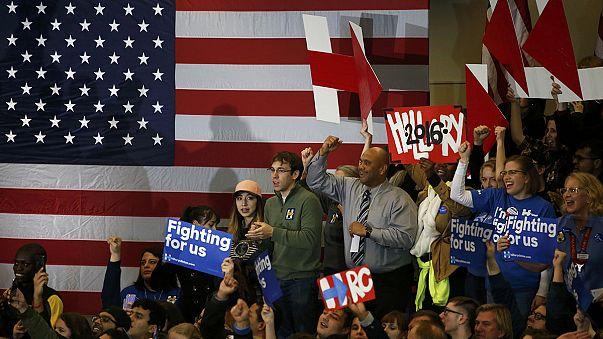 Euronews nos EUA: A desilusão Donald Trump e a surpresa Bernie Sanders