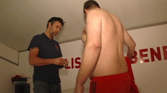 Elhízott focirajongókat nevel sportos életre az Európai Unió