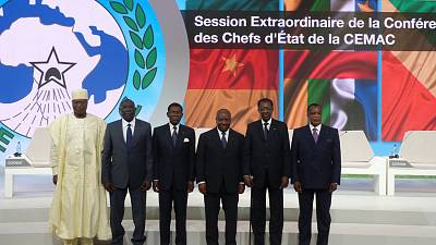 Central African countries struggle with budget deficit