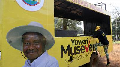 Ugandans gear up for February 18 elections