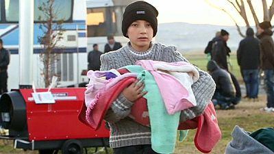 Migrantensituation in Griechenland außer Kontrolle