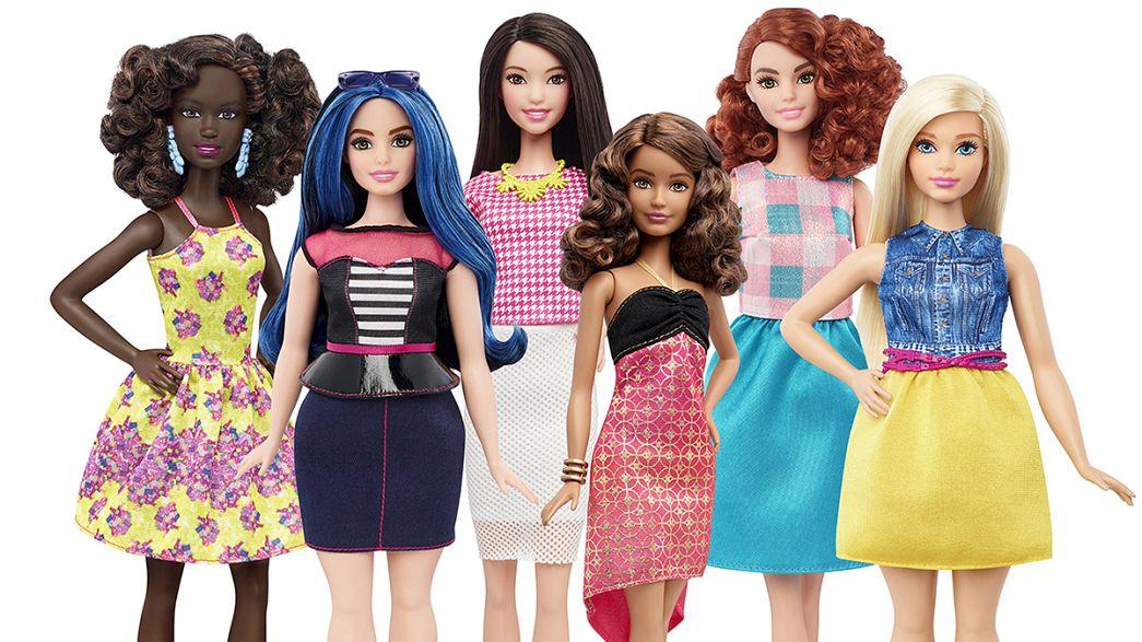 Multikulti-Barbie kommt an