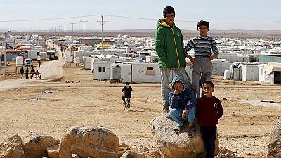 """Réfugiés en Jordanie : """"le barrage risque de céder"""", avertit le roi Abdallah II"""