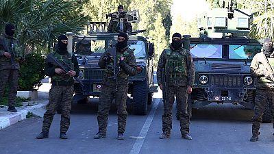 Tunisie : trois jihadistes tués