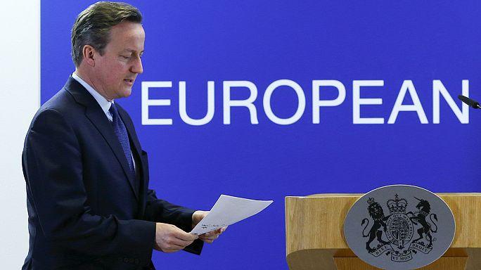 İngiltere ve AB müzakerelerinde taslak metin ortaya çıktı
