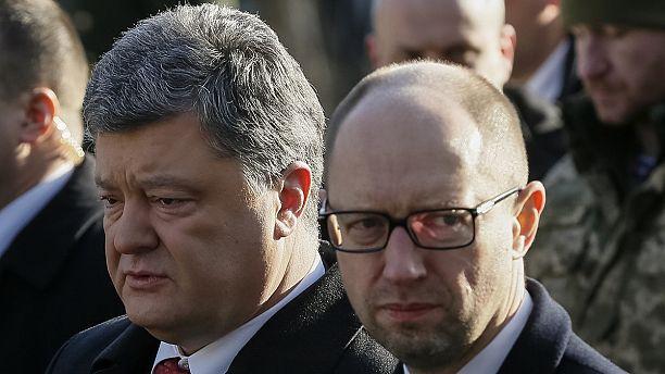 Ukraine's challenge for 2016 is corruption, not conflict