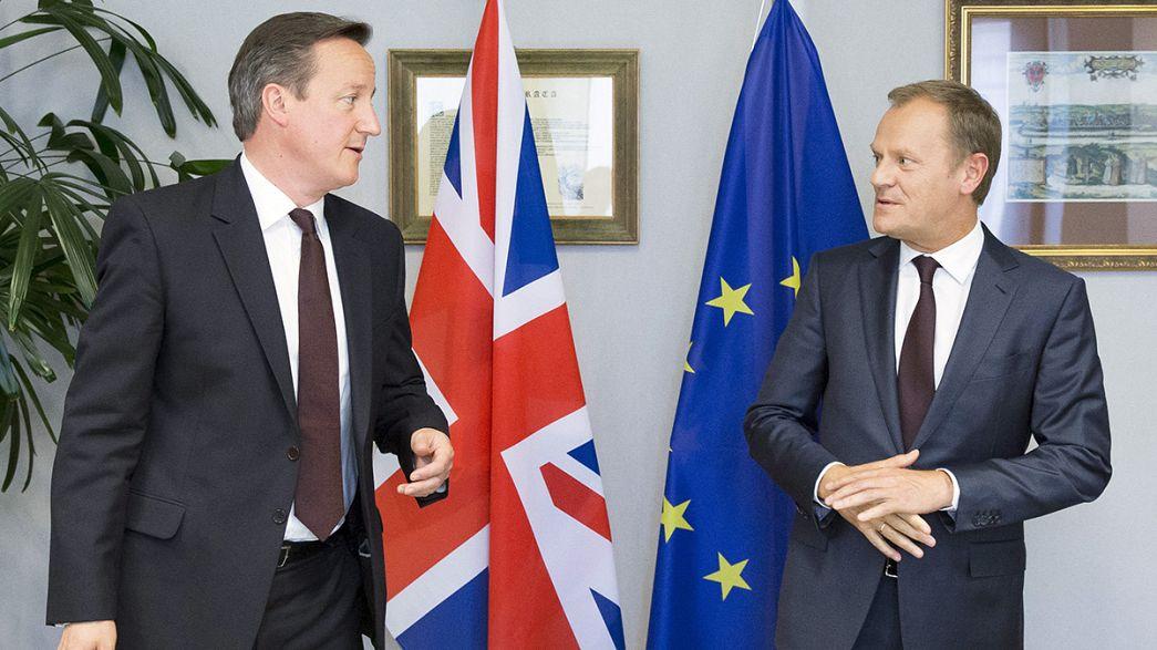 Londres optimiste sur son avenir européen
