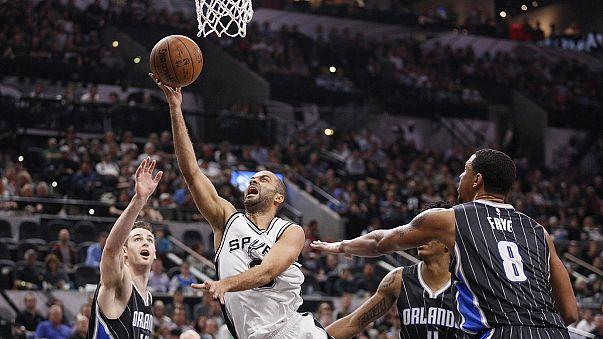 NBA: Em San Antonio mandam os Spurs
