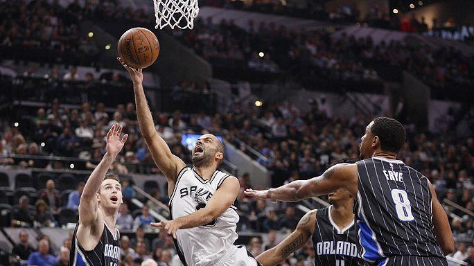 Bevehetetlen vár a Spurs csarnoka
