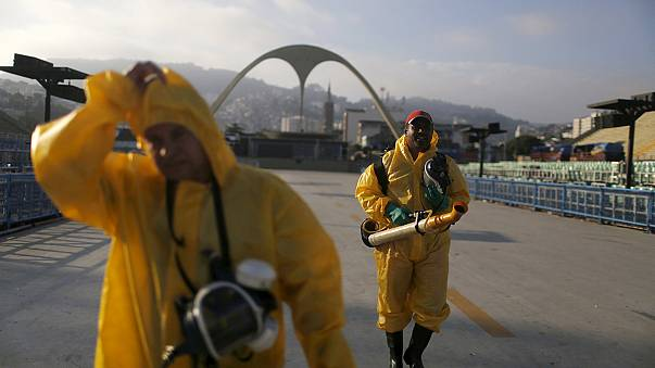 Vendas de seguros para viagens à América do Sul disparam devido ao vírus de zika