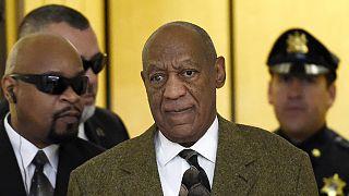 Cosby hakim karşısına çıktı