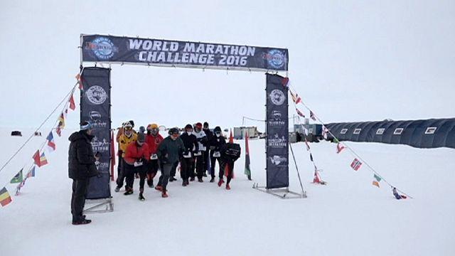 American duo Cartica and Pizzi win 2016 World Marathon Challenge