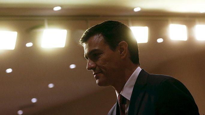 ملك اسبانيا يعرض على زعيم الحزب الاشتراكي بيدرو سانشيز تشكيل الحكومة