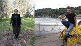 Grécia prepara centros de acolhimento na ilha de Lesbos