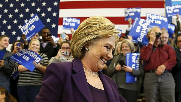 Presidential race moves to New Hampshire