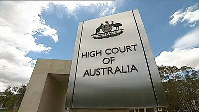Australia's High Court rules offshore detention camps legal
