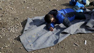 Un journaliste italien décrie les mauvaises conditions de vie de jeunes migrants en Europe