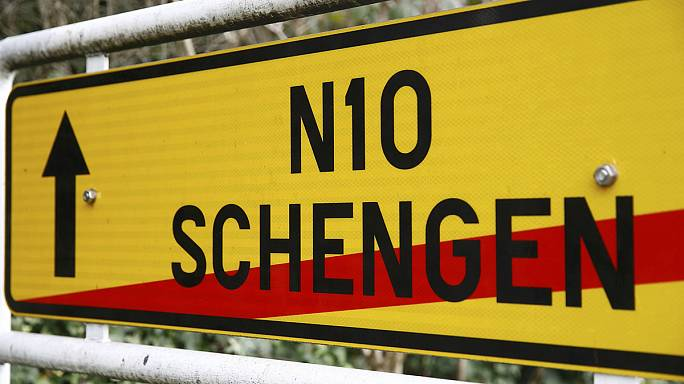 Scrapping Schengen would 'cost €110 billion'